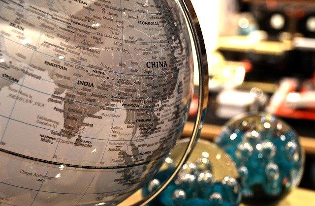 koule u globusu