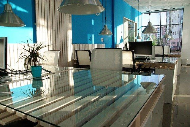 kancelářský prostor
